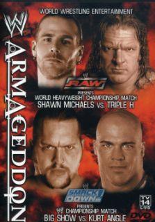 WWE   Armageddon 2003 (DVD)