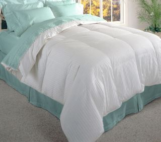 Luxury 600 Thread Count Goose Down Comforter (King)