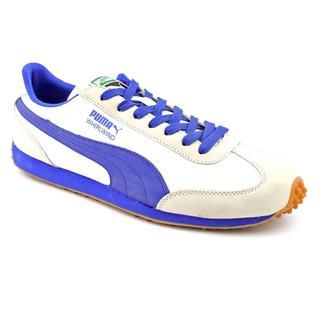 Puma Mens Whirlwind Classic Leather Casual Shoes (Size 13