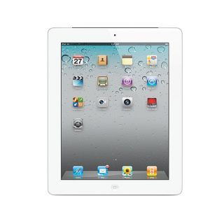 Apple iPad 2 White Tablet 16GB Wi Fi + 3G Verizon (Refurbished