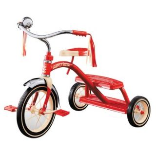 Radio Flyer 12 in. Classic Red Tricycle   Tricycles