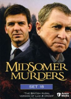 Midsomer Murders Set 17 (DVD)
