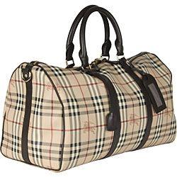 Burberry Medium Travel Bag