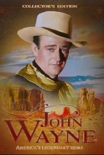 John Wayne   Collectors Edition 5 Pack   5 Disc Set (DVD)