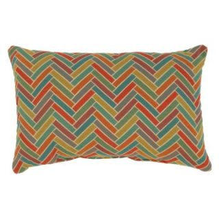 Vespa Cabana Rectangular Throw Pillow   Decorative Pillows at