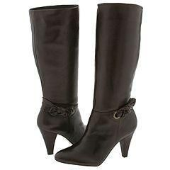 rsvp Petra Dark Brown Nappa Boots