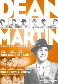Dean Martin Double Feature (DVD)