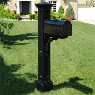 Mayne Charleston Mail Post   Mailbox Posts