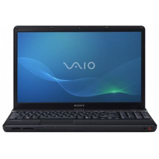 Sony VAIO VPC EB37FX/BJ 2.53GHz 500GB 15.5 inch Laptop (Refurbished