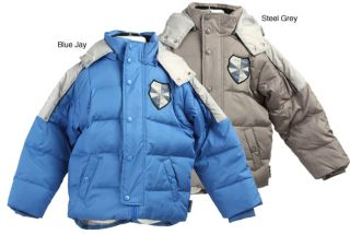 Weatherproof Boys Down Bubble Jacket