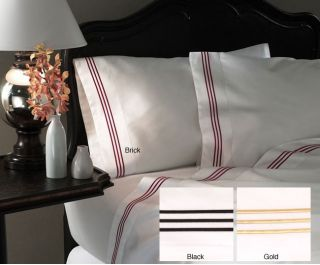 750 Thread Count Solid Sateen Sheet Set