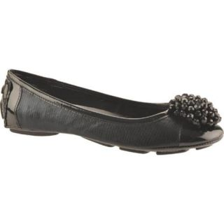 Womens Anne Klein Bauble Black/Black Synthetic Today $46.95