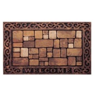 Masterpiece 60 732 1449 01800030 Aberdeen Welcome Mat   18 x 30 in