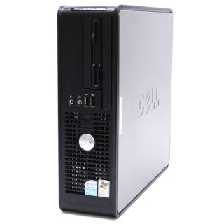 Dell Optiplex GX745 3.4 GHz 80GB Desktop Computer (Refurbished