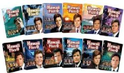 Hawaii Five O The Complete Original Series (DVD)