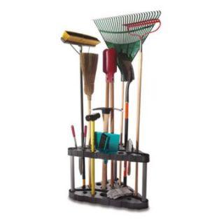 Rubbermaid RHP 5A47 Corner Tool Tower   Storage Racks