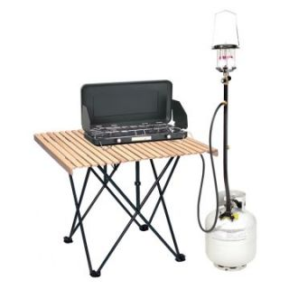 Stansport 3 Outlet Propane Distribution Post   Camping Stoves at