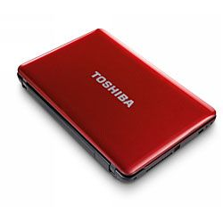Toshiba Satellite L645D S4037RD Laptop (Red)