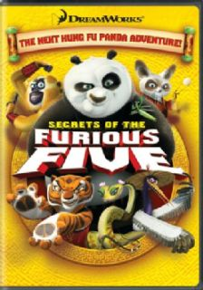 Secrets Of The Furious Five (DVD) Today $11.17 5.0 (1 reviews)