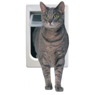 Ideal TubbyKat Storm Door Cat Door   Cat Doors
