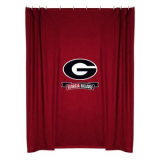 Sports Coverage College Shower Curtain   Bed & Bath