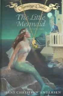 The Little Mermaid And Other Tales Book And Charm