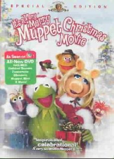 Its A Very Merry Muppet Christmas Movie (DVD)