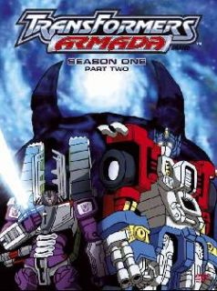 Transformers Armada: Season 1 Part 2 (DVD)