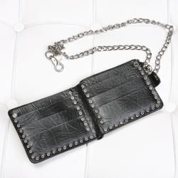 Laguna Beach Jeans Mens Bolsa Chica Chain Wallet