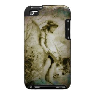 Infrared Gothic Angel iPod Touch 4g Case