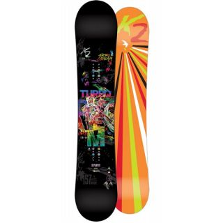K2 Turbo Dream Wide Snowboard 157 up to 50% off