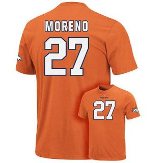 Denver Broncos Knowshon Moreno The Eligible Receiver Tee   Men