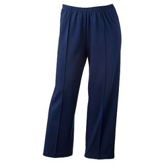 Cathy Daniels Straight Leg Pull On Pants   Womens Plus