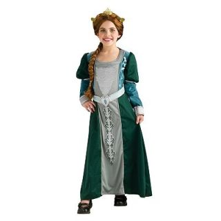 Shrek Forever After Deluxe Fiona Costume