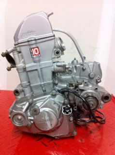 10 Mods 09 Honda CRF 450 Complete Engine   Walsh Hybrid CRF 450 Engine