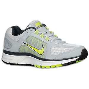 Nike Zoom Vomero + 7   Womens   Running   Shoes   Pure Platinum/Wolf