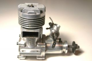 Model Airplane Engine HP 61 Hirtenberger 61 RC Made in Austria