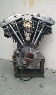 1981 Harley Davidson Shovelhead Engine Motor 84 Strong Runner No