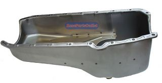 New SBC Small Block Chevy Oil Pan 283 327 305 350 400 PRC 999005U