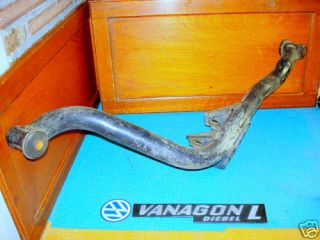 VW Vanagon Diesel Engine Side Carrier Tube Left 81 82