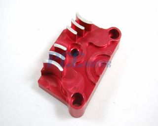 Red CNC Engine Dress Up Kit Honda CRF50 Lifan 125 SSR SDG 107 110 Pit