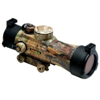 TRUGLO Traditional 2 x 42 Red Dot Sight 2.5 MOA Realtree APG HD Camo