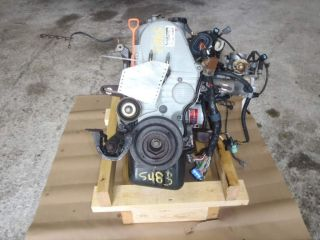 96 97 98 99 00 Honda Civic Engine 1 6L Vin 6 6th Base