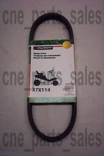 Murray Riding Mower Transmission Drive Belt 37x114