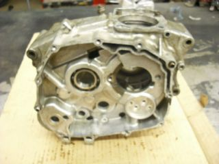 1975 Honda CB 125 Engine Crank Case Block Cases