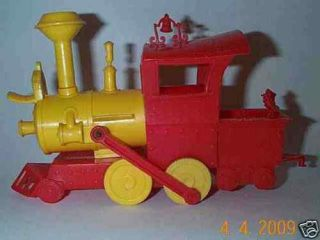 Auburn 1950 Disney TOOT The Little Engine That Could