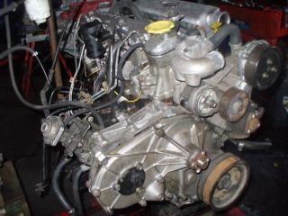 Discovery 300 TDI Engine Recondition