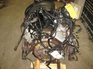LITER VORTEC ENGINE MOTOR DROP OUT LR4 CHEVY GMC SILVERADO 165K