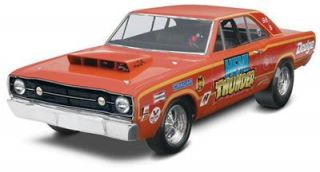 Revell Model Kit 4217 1 25 1968 Dodge Dart Hemi 2n1