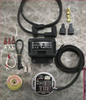 Ultima Electronic Ignition Kit Harley Sportster XL XLH
